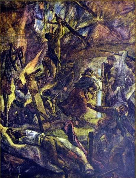 Spanish civil war: Casas Viejas