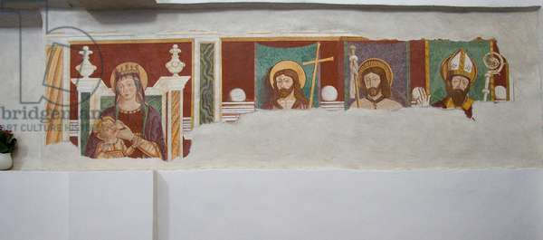 Fresco, 1458