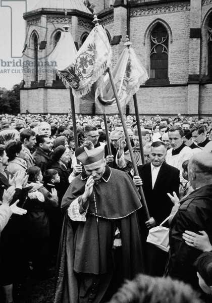 Karol Jozef Wojtyla, Poland, 1967 (photo)