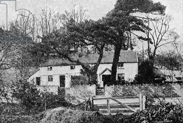 Cottage at Clevedon