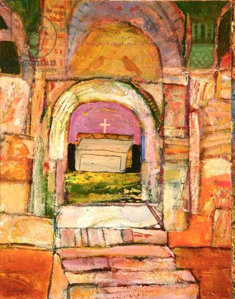Chapel (oil on canvas)