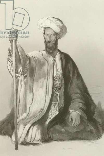 An Arab Sheik (engraving)