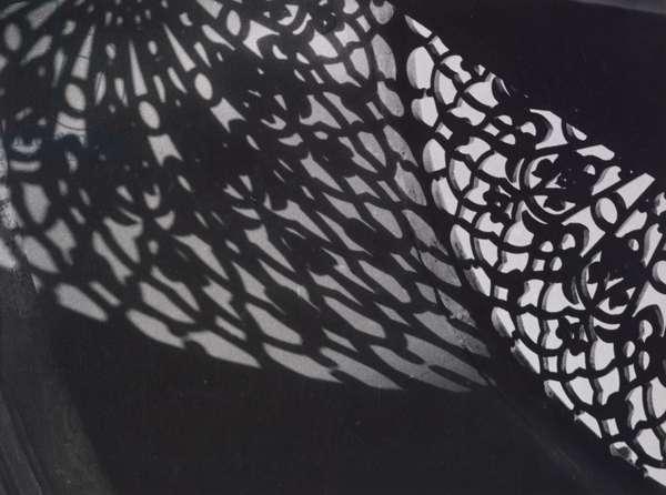 Arabesque, 1950s (silver gelatin print)