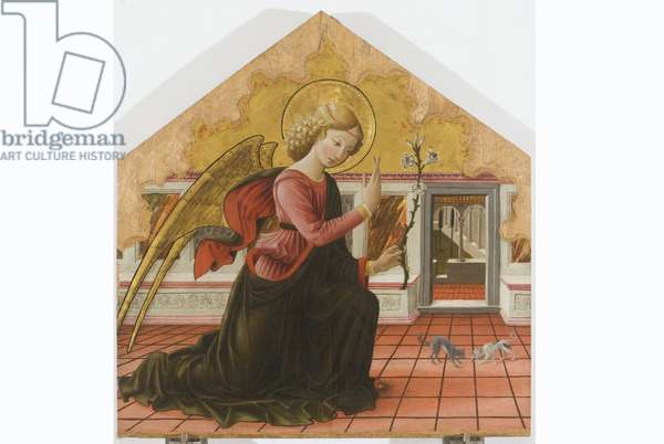 St. Gabriel the Archangel (polyptych)