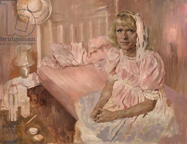 Claire's Room (Grayson Perry), 2006-2013 (oil on canvas)