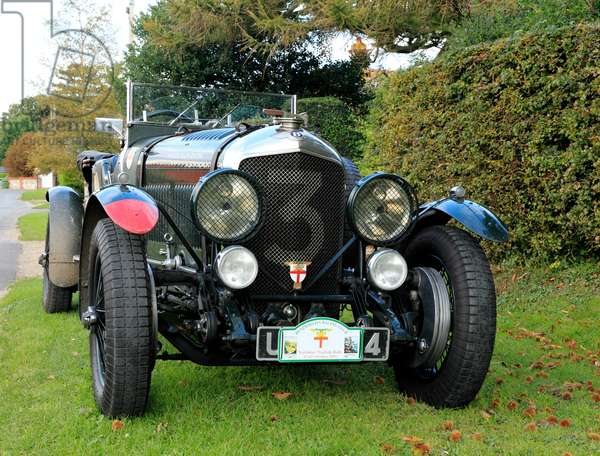 1924 Bentley 'Red Label' Tourer (photo)