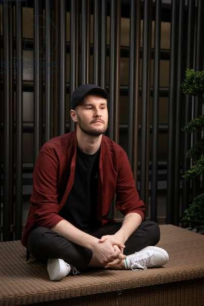 Portrait of Julien Dufresne-Lamy (Dufresne Lamy) 15/07/2019