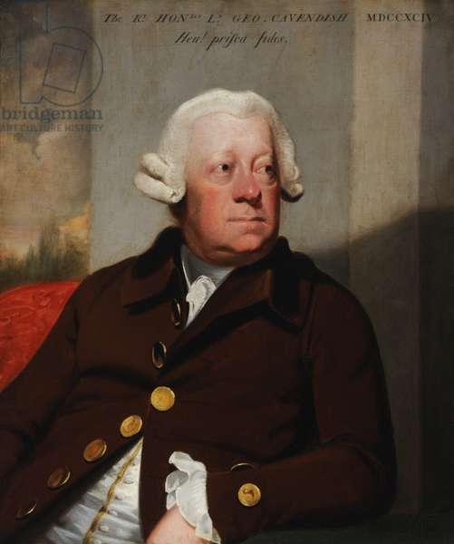 Lord George Augustus Cavendish (1728-1794)