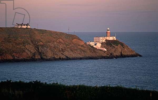 Howth, Dublin, referred to in James Joyce 'Ulysses', Ireland (photo)