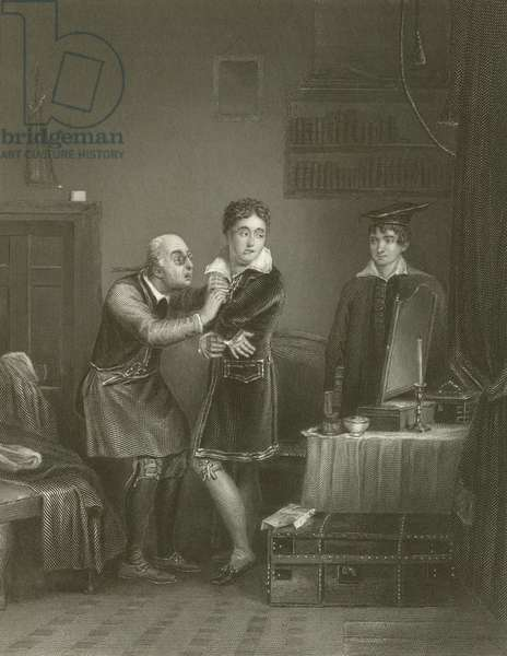 The New Coat (engraving)