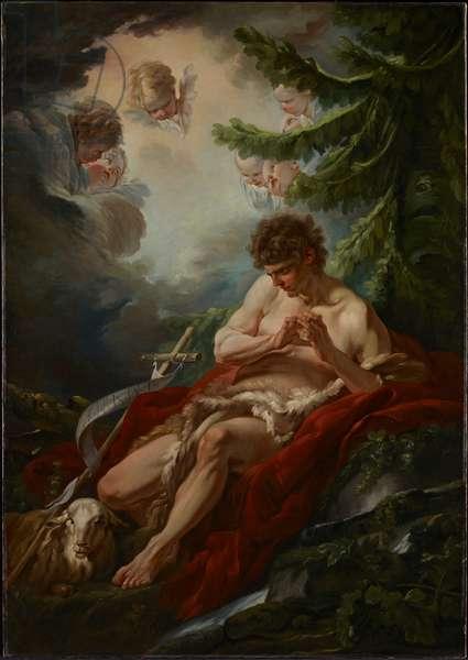 Saint John the Baptist, c.1755 (oil on canvas)