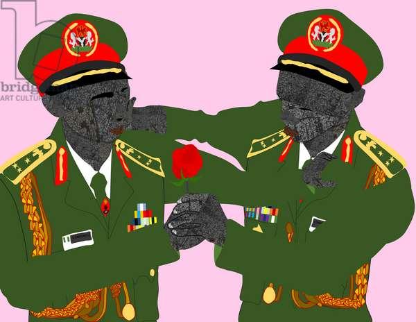 Two Generals at War I