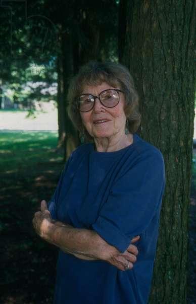 American writer Ellen Douglas in 1999