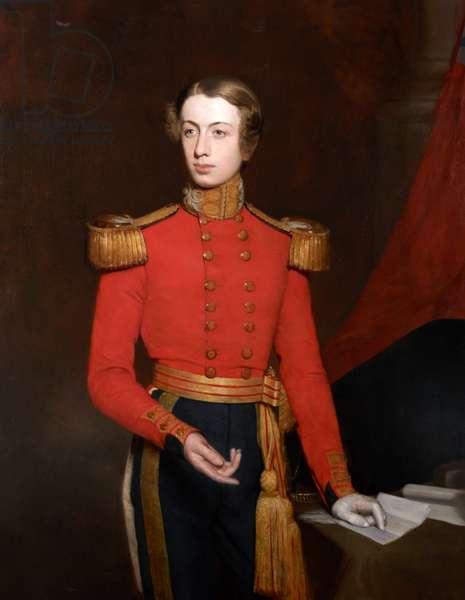 Augustus William Henry Meyrick, 1849 (oil on panel)