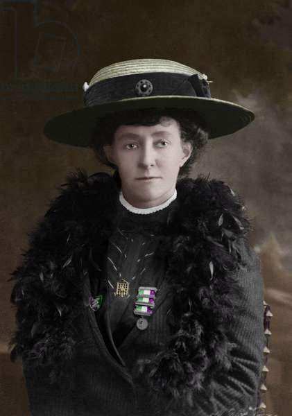 Emily Wilding Davison - Suffragette