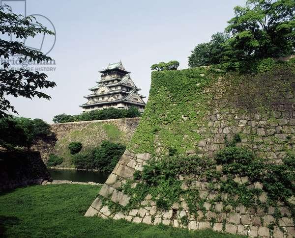 Osaka Castle, Osaka, Japan (photo)