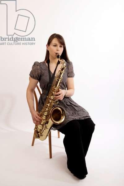 Tenor Saxophone by Selmer