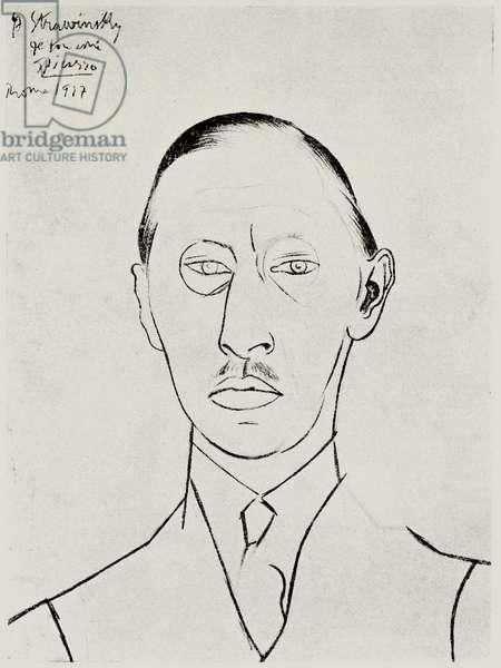 STRAVINSKY Igor  by