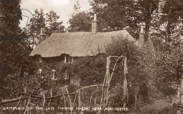 Birthplace of Thomas Hardy