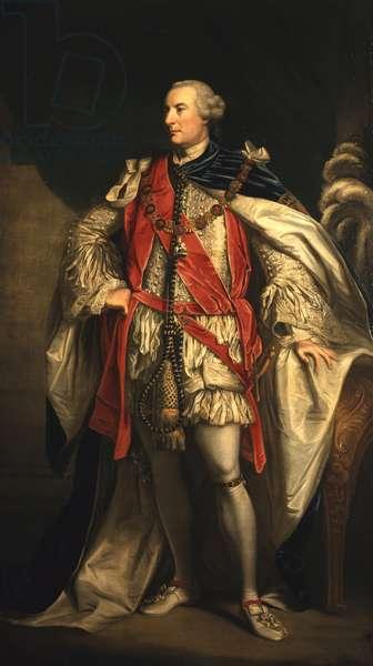 Portrait of Hugh, 1st Duke of Northumberland