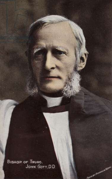 Bishop of Truro, John Gott, DD (photo)
