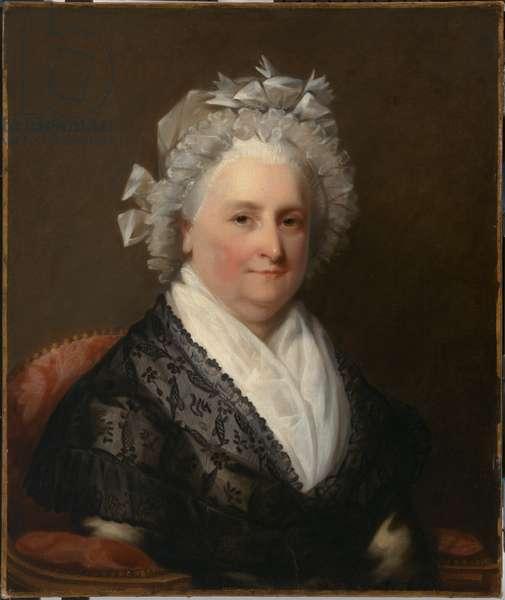 Martha Dandridge Custis Washington (1731-1802), early 19th century (oil on canvas)