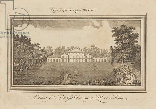 The White House, c.1769