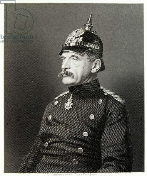 Albrecht von Roon (engraving)