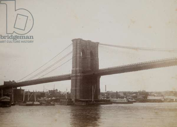 The Brooklyn Bridge, New York City, United States