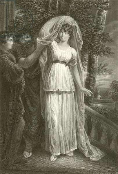Troilus and Cressida (engraving)