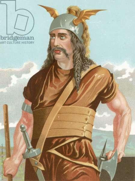 Spartacus (chromolitho)