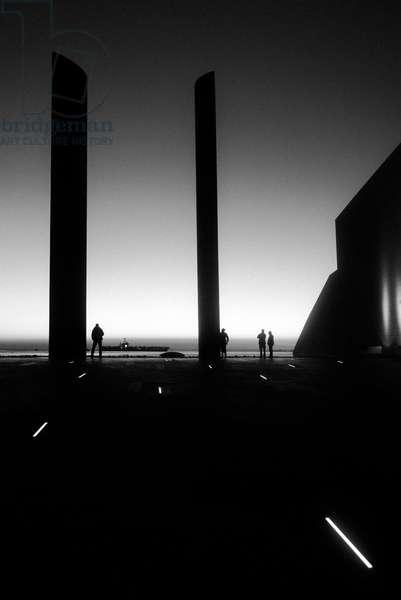 Sunset in Lisbon Nª3 BW