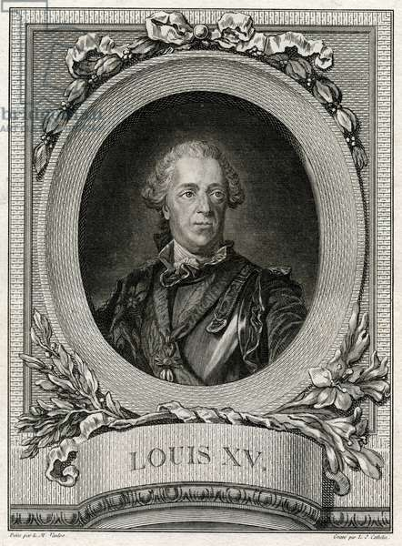 Louis XV - King of France