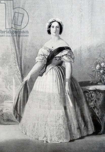 Queen Victoria of Great Britain, 1843