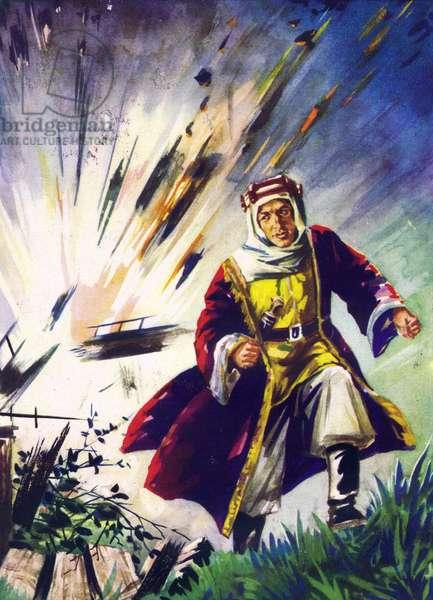 Lawrence of Arabia 1920