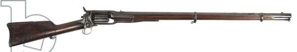 Colt Revolving infantry rifle