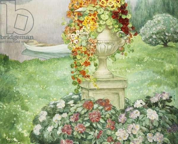 The Garden; Le Jardin, c.1913 (oil on canvas)