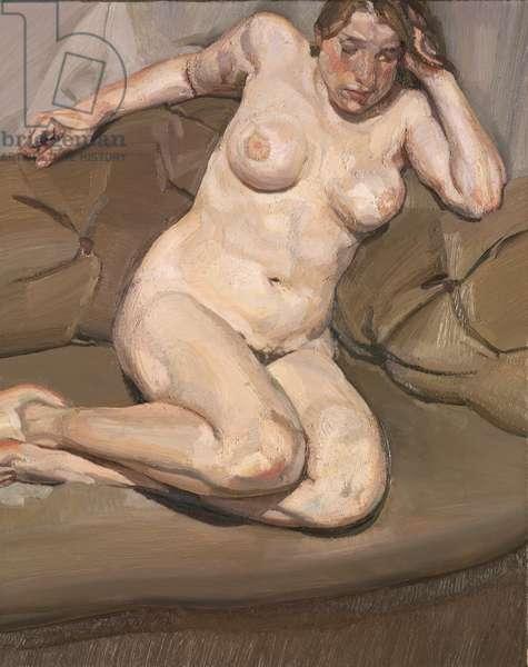 Portrait of Ib, 1977-78 (oil on canvas)