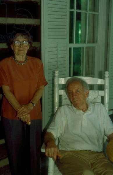 Ellen Douglas and Peter Taylor