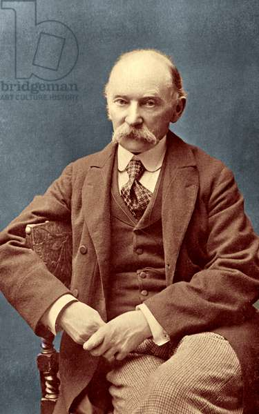 Thomas Hardy - portrait