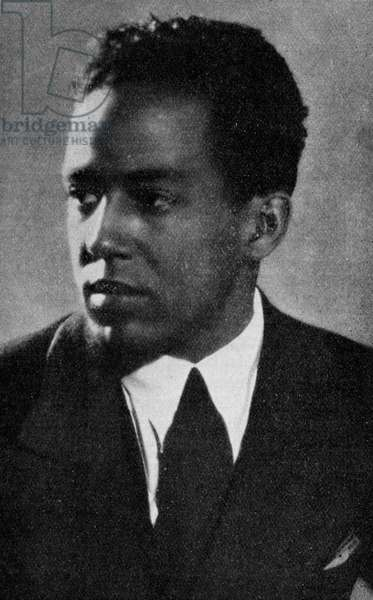 Langston Hughes- c1931 American