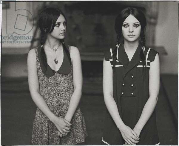 Ofelea and Ofelea, 2010, (photography)