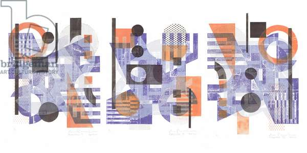 Playtime Triptych