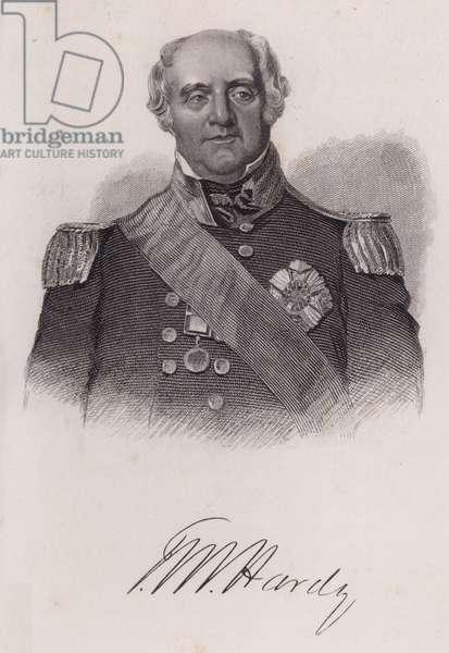 Sir Thomas Hardy (engraving)