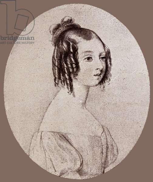 Queen Victoria of Great Britain, 1834