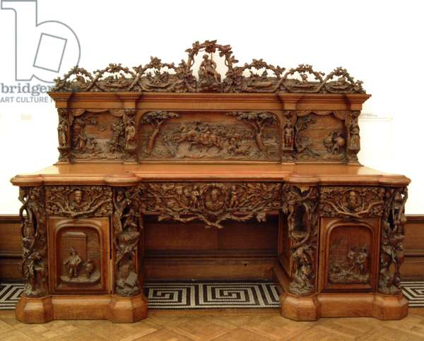 The Shakespeare Sideboard (oak)