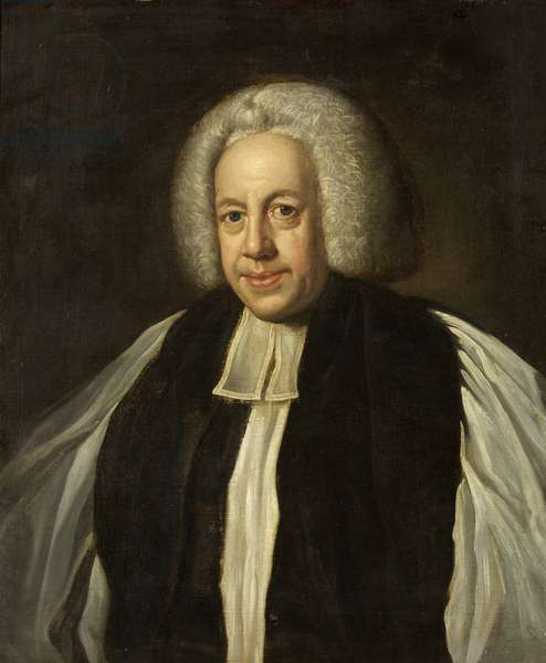 Dr Frederick Cornwallis, c.1770 (oil on canvas)