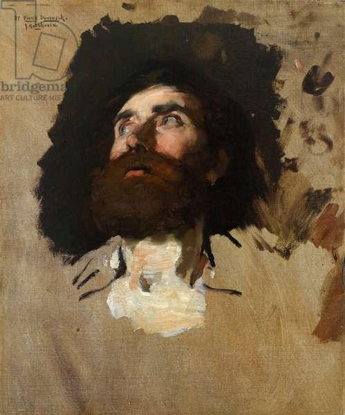 The Bavarian, 1883 (oil on canvas)