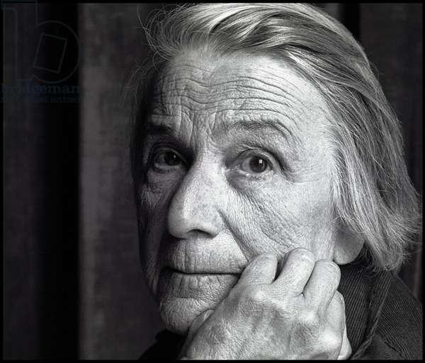 Nathalie Sarraute, 1984
