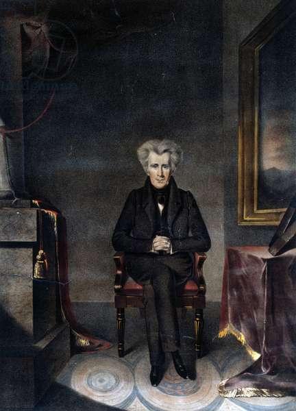 Andrew Jackson, President of the United States, 1830